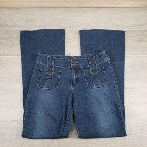 Billabong Womens Juniors Jeans Size 7